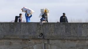 Türkei verlegt 1000 Polizisten an Grenze zu Griechenland