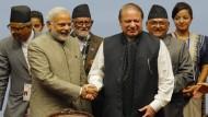 Südasien schafft es nicht