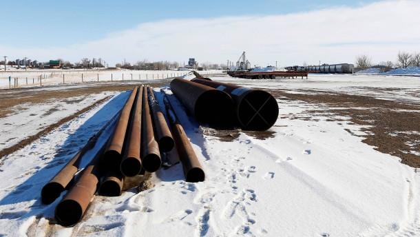 Umstrittene Pipeline Keystone XL ist gescheitert