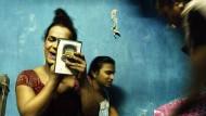 Sie leben nach dem eigenen Bild von sich: Die Hijras, die männlichen Transsexuellen, haben in Indien eine jahrtausendealte Geschichte.