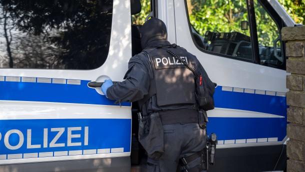 Mutmaßliche IS-Terrorzelle in NRW ausgehoben