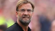 Klopps Kampf gegen die Liverpooler Löcher