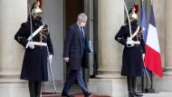 Frankreichs Finanz- und Wirtschaftsminister Bruno Le Maire