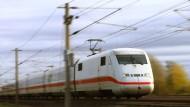 Bahn will ICE-Preise nicht erhöhen