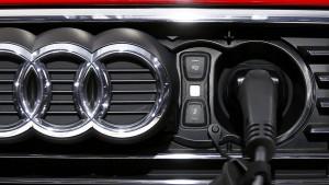 Audi baut Elektro-Autos