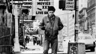 """Einsamer Wolf, der seinen Zorn aber nicht gegen alle Welt, sondern gegen das Verbrechen richtet: Robert de Niro als Travis Bickle in Martin Scorseses """"Taxi Driver"""""""