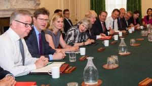 """Geheime Verhandlungen über einen """"weichen"""" Brexit"""