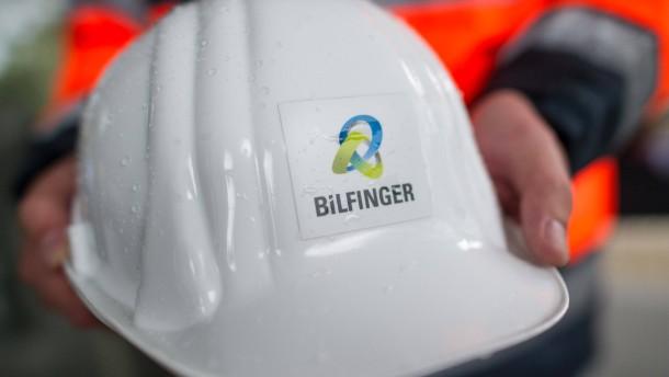 Bilfinger ändert Namen und Logo
