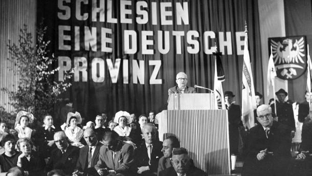Schlesier-Kundgebung in Bonn