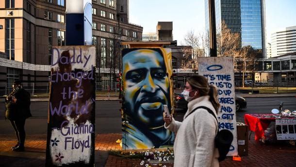 Amerika erwartet Urteil in George-Floyd-Prozess