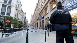 Polizist bei Messerattacke verletzt