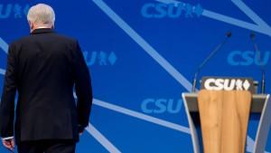 """""""Seehofer und Dobrindt standen für Spalterei und Verrohung"""""""