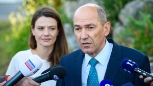 Rechtskonservativer Jansa siegt bei Wahl in Slowenien