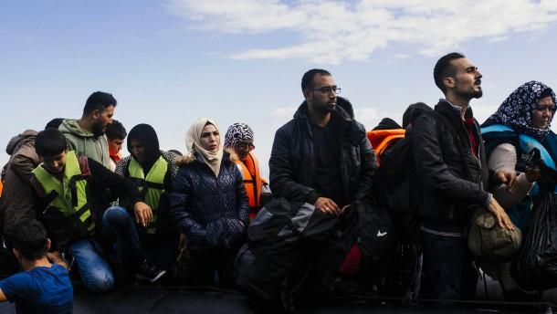 EU-Staaten haben Zusagen nicht eingehalten