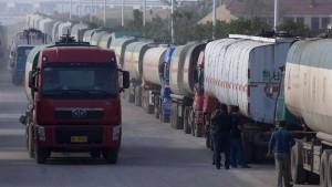 Amerika fordert Stopp aller Öllieferungen an Nordkorea