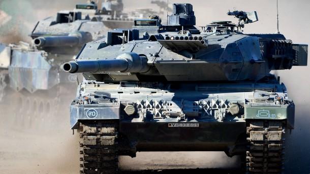 Globale Militärausgaben erreichen neuen Höchststand