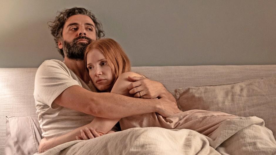 Untröstlich: Mira (Jessica Chastain) und Jonathan (Oscar Isaac)