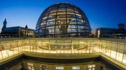 Eine digitale Bannmeile für den Bundestag?