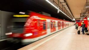 S-Bahn-Tickets sollen Dieselfahrer trösten