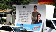 AfD profitiert offenbar von Terror-Diskussion