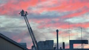 Feuer bei Rolls-Royce richtet Millionen-Schaden an