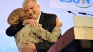 Seehofers Triumph - Liberales Desaster