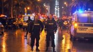 Zwölf Tote bei Bombenexplosion in Tunis