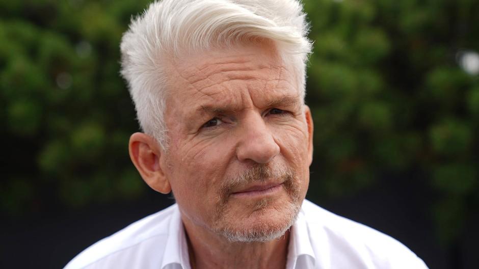 Der Autor und Humorist Heinz Strunk
