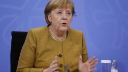 Merkel gibt Regierungserklärung ab