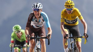 Froome hat alles unter Kontrolle