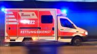 Mehrere Unfälle mit Verletzten forderten den Einsatz von Rettungskräften (Symbolbild).