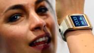 Vor einem Jahr nutzte Samsung die IFA, um seine Smartwatch Galaxy Gear vorzustellen