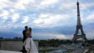 Egal, wie die Wirtschaft läuft: Paris bleibt romantisches Traumziel