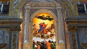 Himmelfahrtskommando unter Tizians Regie