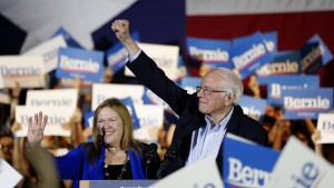 Sanders siegt, die Basis streitet