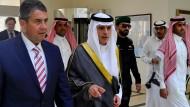 Gabriel fordert Golf-Bündnis gegen Terrorfinanzierung