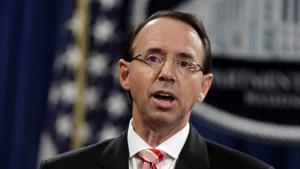 Senat will mögliches Komplott gegen Trump untersuchen