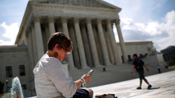 Amerikas Polizei braucht Durchsuchungsbeschluss für Handys