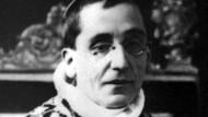 Papst Benedikt XV. wurde im Jahr 1914 zum Papst gewählt.
