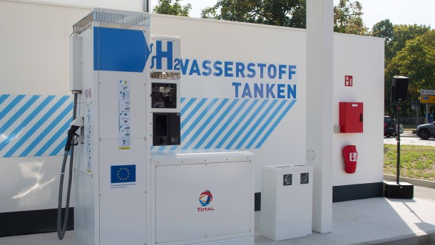 Chinesen bauen Wasserstoff-Tankstellen in Deutschland mit