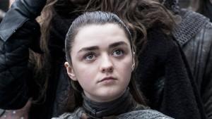 Ob Arya es später schwer hat?