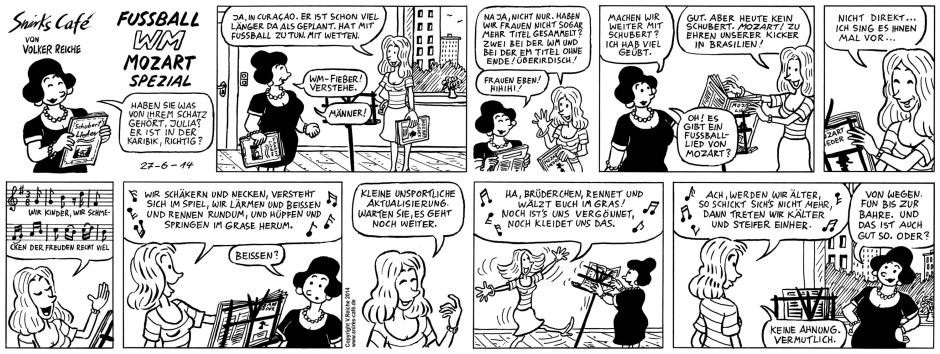 Bilderstrecke Zu Neue Comic Serie Snirks Cafe Die