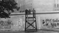 SED-Bezirkschef: Die Mauer ist illusorisch geworden