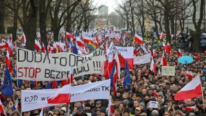 In Polen eskaliert der Streit über das Verfassungsgericht
