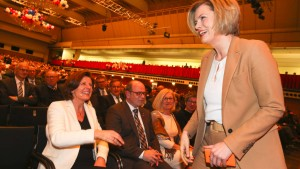 CDU verliert vor Landtagswahl