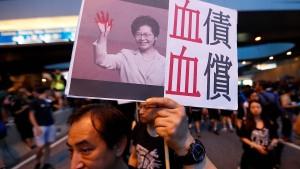 Hongkonger Freiheit