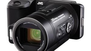 Mehr Videomaschine als Fotoapparat