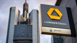 Commerzbank schreibt schwarze Zahlen