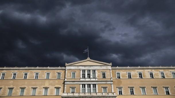 Eurogruppe enttäuscht über Gespräche mit Athen