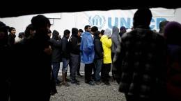 Mehr Flüchtlinge mit gefälschten Pässen aus Griechenland